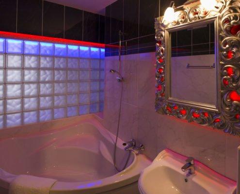 Pokoj Paříž Koupelna
