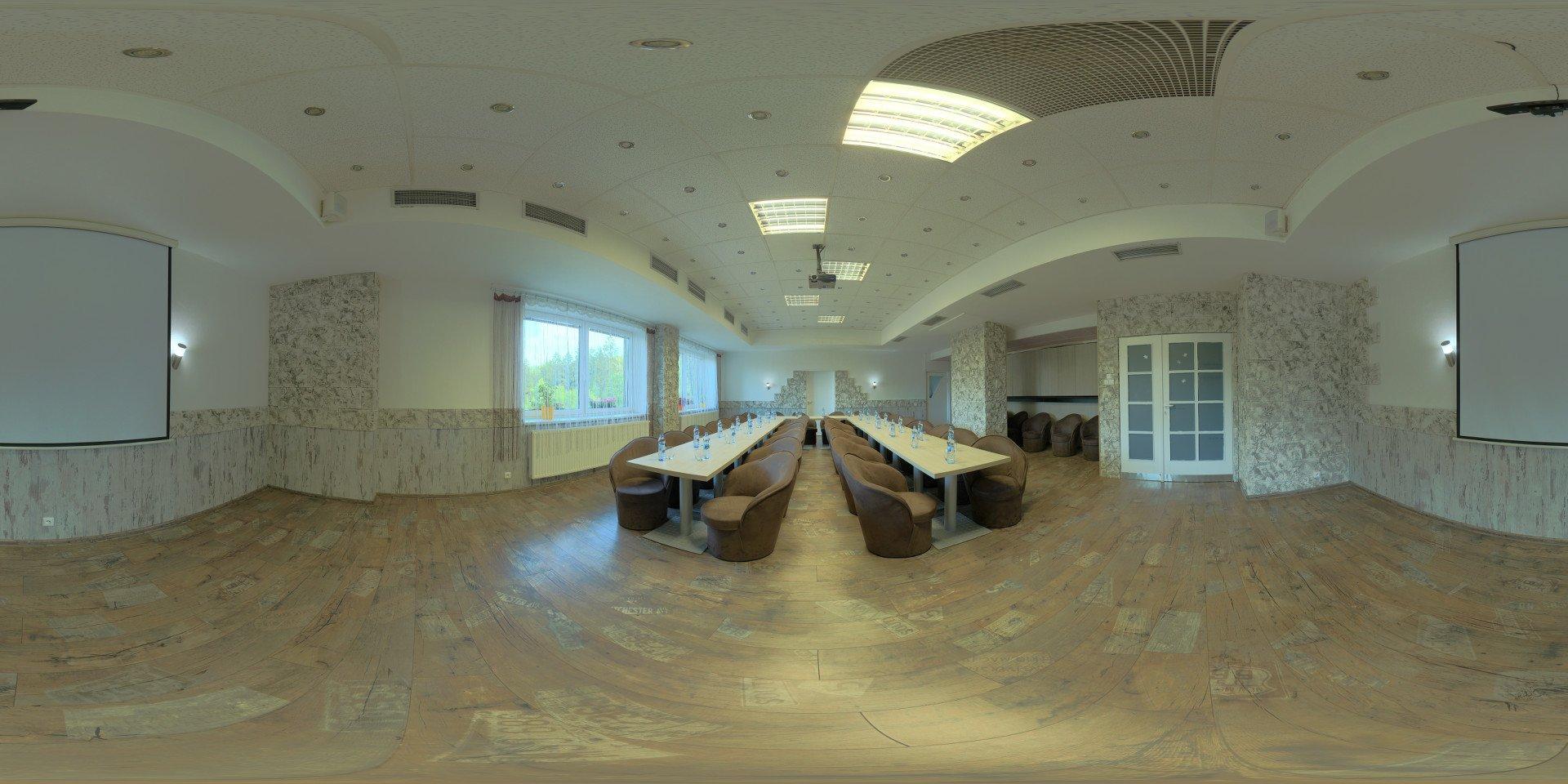 Salonek v hotelu Mesit